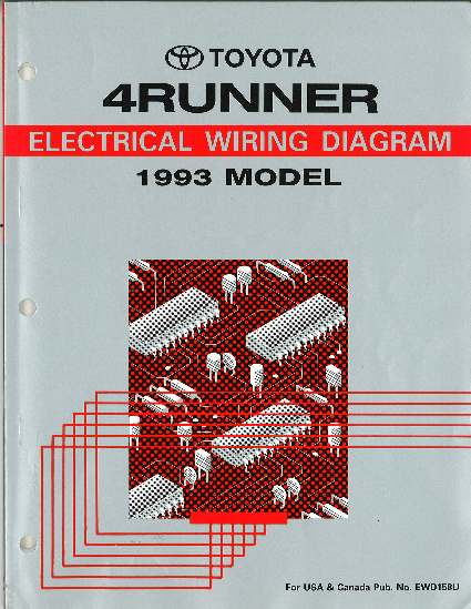 I Scanned The Electrical Wiring Diagram Book Yotatech Forums